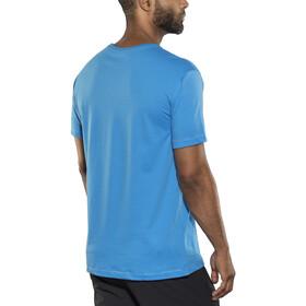 High Colorado Garda 2 Kortærmet T-shirt Herrer blå